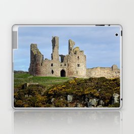 Dunstanburgh Castle Laptop & iPad Skin