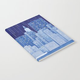 New York, Statue of Liberty Notebook