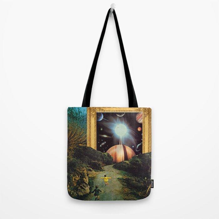 Run, run, dreamers Tote Bag