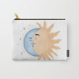Moon & Sun Carry-All Pouch