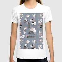 mineral T-shirts featuring Mineral Rocks  by jessicasammondesign