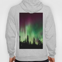 Northern Lights (Aurora Borealis) 10. Hoody