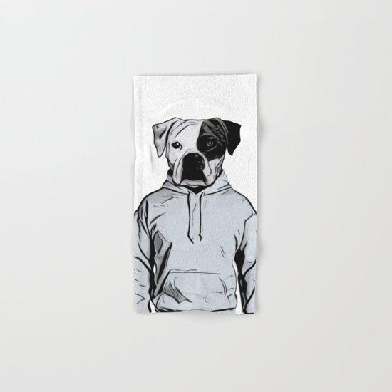 Cool Dog Hand & Bath Towel