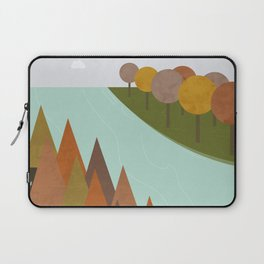 Autumn colours Laptop Sleeve