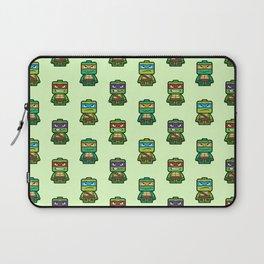 Chibi Ninja Turtles Laptop Sleeve