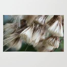 Thistle In The Wind Rug