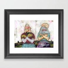 Special Room II Framed Art Print