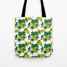 Jamaican Botanicals - Cerasee (green) Tote Bag