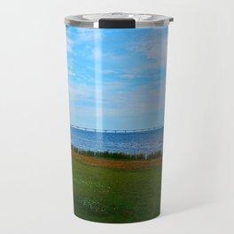 Acadian Playhouse in PEI Travel Mug