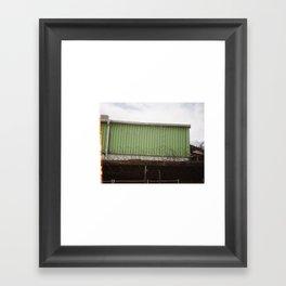 woodstock security Framed Art Print