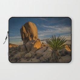 Joshua Tree Rock Formation Laptop Sleeve