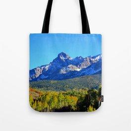 Mount Sneffels Colorado Tote Bag
