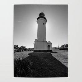 Norah Head Lighthouse, NSW, Australlia Poster