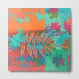 Autumn Maple #society6 #decor #buyart Metal Print
