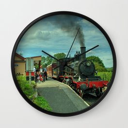 Bodiam Norweigan Wall Clock