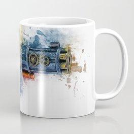 Steampunk Gun Coffee Mug