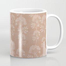 Terracotta dryflowers ravenswing pattern Coffee Mug