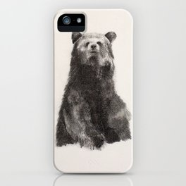 Grrr iPhone Case