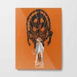 Persona 3 Poster - Ken Amada Metal Print
