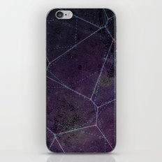voronoi iPhone & iPod Skin