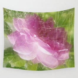 Pinky Rose Wall Tapestry