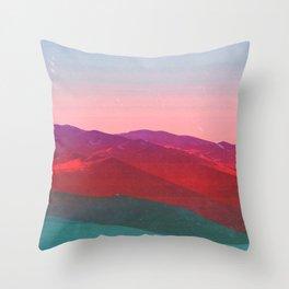Decemberist Throw Pillow