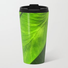 Tropical Green Travel Mug