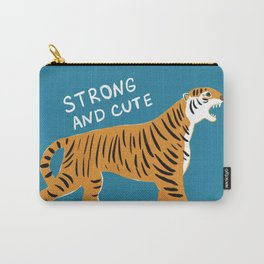 Strong and Cute Carry-All Pouch