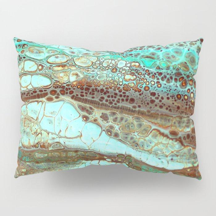 Abstract Annemarie Pillow Sham