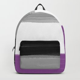 Pastel Asexual Backpack