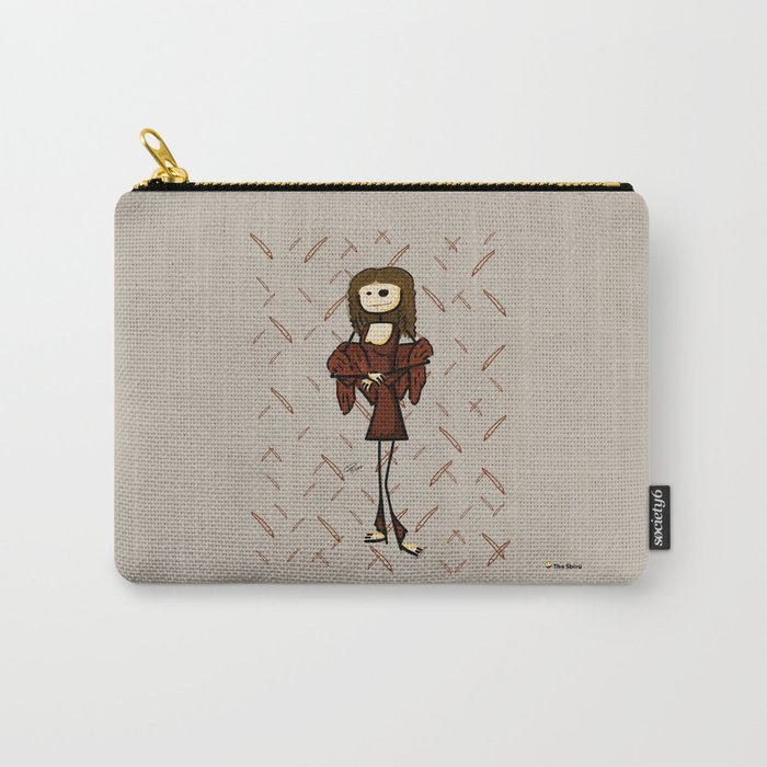 The real Gioconda Carry-All Pouch