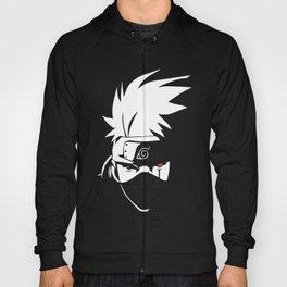 Kakashi Hatake Face - Naruto Hoody