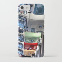 hippy iPhone & iPod Cases featuring Hippy Vans by Barbo's Art