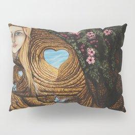 Regarde moi et l'amour suivra Pillow Sham