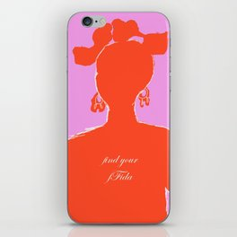FIND YOUR FRIDA iPhone Skin