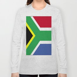 South Africa Flag (1994) Long Sleeve T-shirt