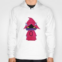 conan Hoodies featuring A Boy - Orko by Christophe Chiozzi