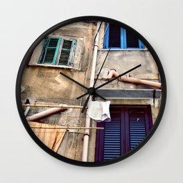 PALERMO SHOOTING SOUND Wall Clock