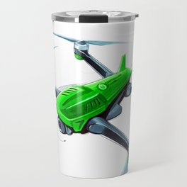 CP Green Machine Travel Mug