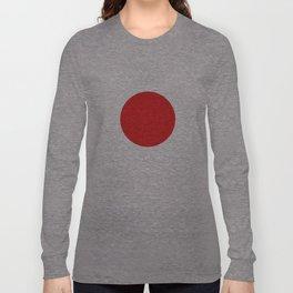 Red dot Long Sleeve T-shirt