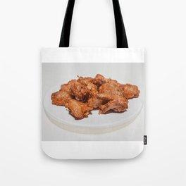 fried chicken wings Tote Bag