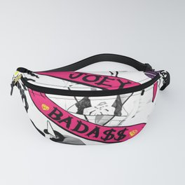 JOEY BADASS---Artwork Fanny Pack