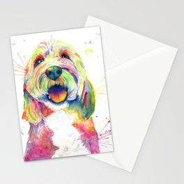 Molly The Bernedoodle Stationery Cards