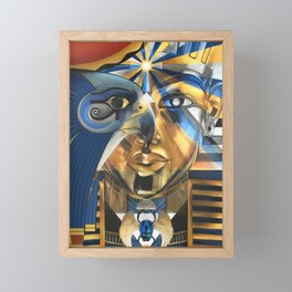 Ra Framed Mini Art Print