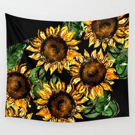 Funslower Sunflower Wall Tapestry