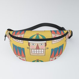 Nut Crackin' Army (Patterns Please) Fanny Pack