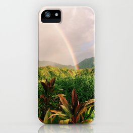 Maui iPhone Case