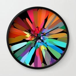 """""""Flower"""" Wall Clock"""