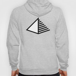 Pyramid Icon Logo Hoody
