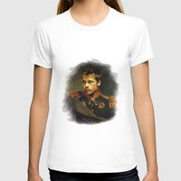 replaceface T-shirts featuring Brad Pitt - replaceface by replaceface